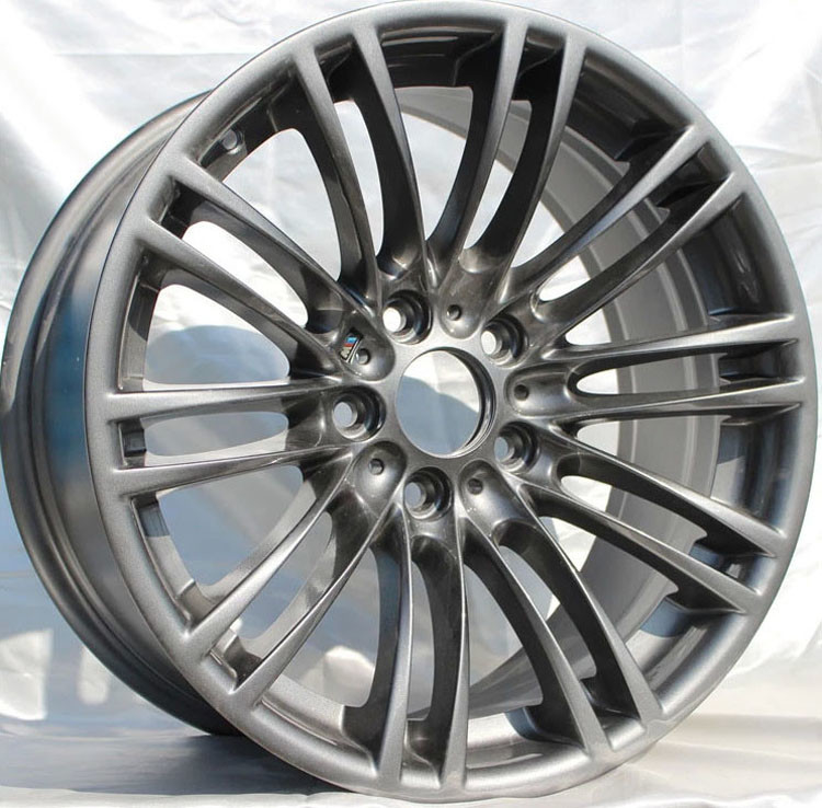 Car Rims  for BMW M3/ Gun Metal Customized 19 Alloy Rims