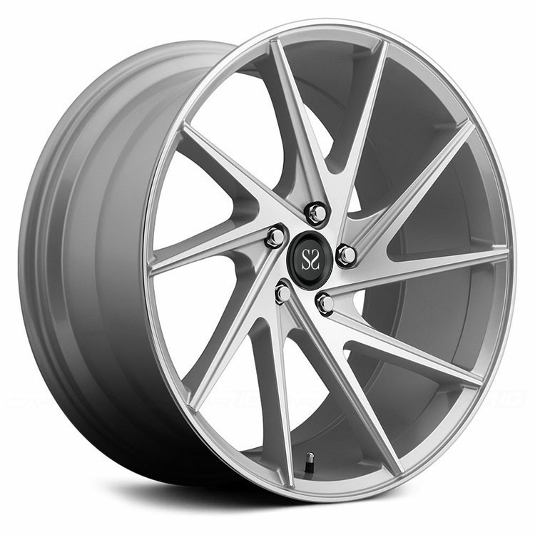 monoblock 1 piece forged 5x112 alloy vossen wheels rim for GLK GLC X5 X6